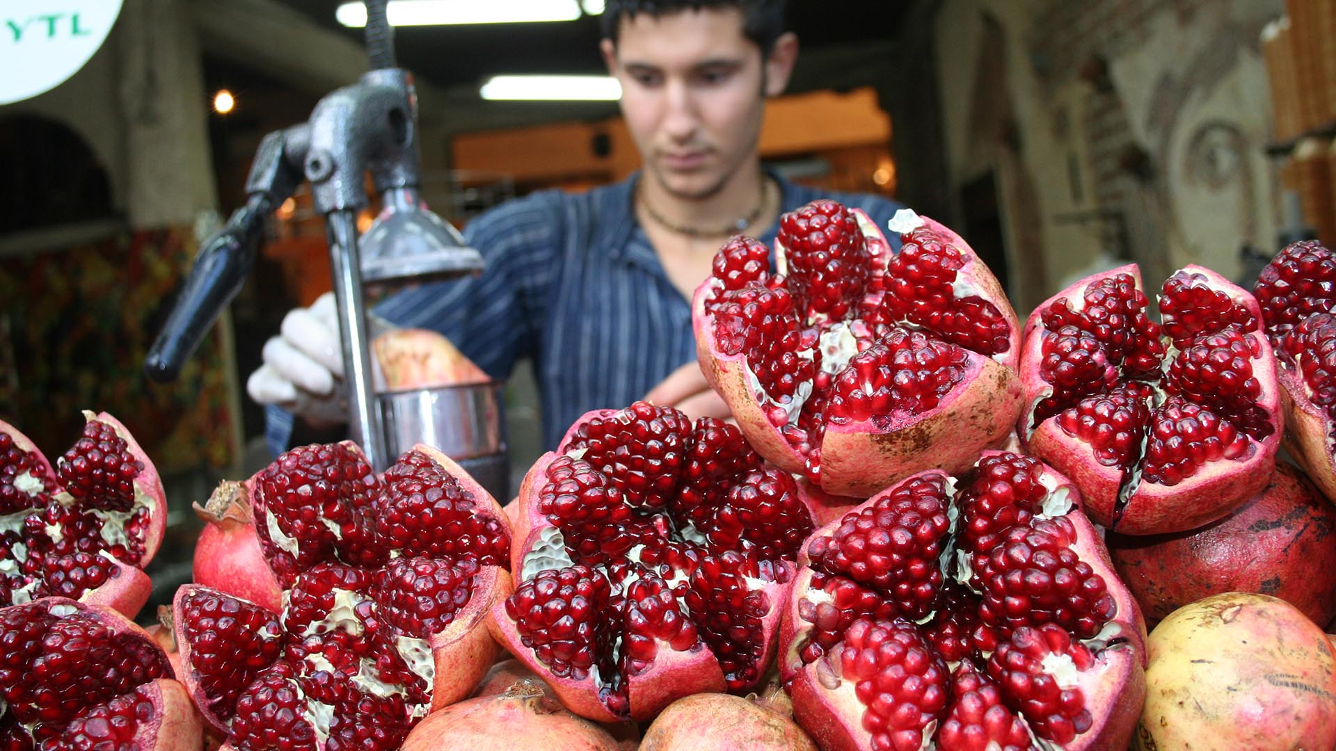 Ode to the pomegranate: Ten out of a thousand things to do with one